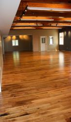 Years of farm duty and exposure to the elements give this flooring a deep, tan hue, prominent grain patterns, textural interest, and the occasional reminder of its past life  character not found in fresh sawn oak.